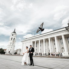 Wedding photographer Donatas Ufo (donatasufo). Photo of 20.02.2018