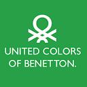 United Colors of Benetton, Parliament House, New Delhi logo