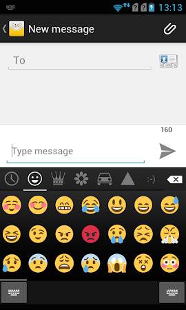 Emoji Keyboard - Color Emoji 2.4 screenshot 551560