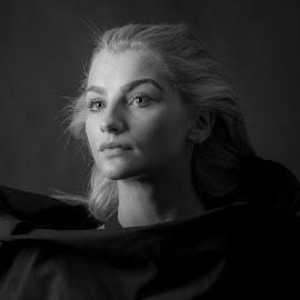 by Sverre Sebjørnsen - People Portraits of Women ( thea, krogvold.krogvoldsbest )