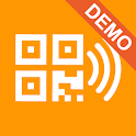 Wireless Barcode Scanner, Demo icon