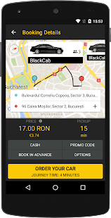 BlackCab.ro- screenshot thumbnail