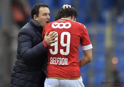 "Jankovic se dit fier : ""Faire de Belfodil un exemple"""