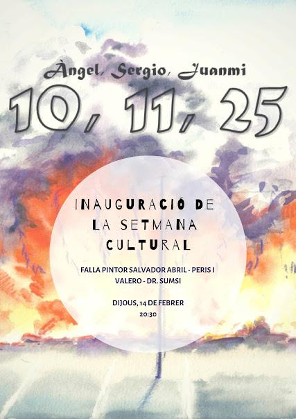 14-17/2 - Setmana Cultural i XX Concentració de bolilleres el Quarantahuit