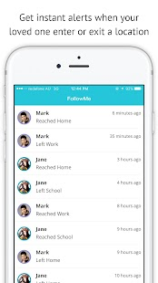 Family Locator - GPS Phone Tracker - FollowMe - náhled