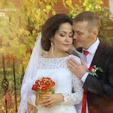Wedding photographer Anna Labutina (labutina). Photo of 29.09.2015