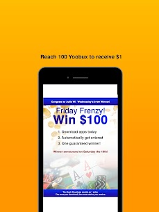 YooLotto : Mobile Lotto. Play. Scan. Win. Redeem. 10