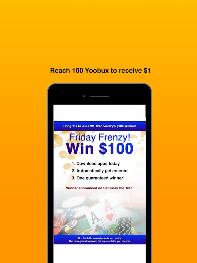 YooLotto: make money everyday!- screenshot