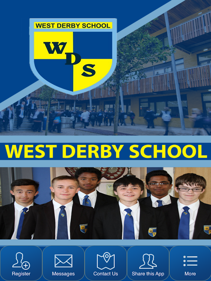 West Derby School- screenshot