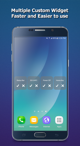 Hardware Disabler (Samsung) Screenshot