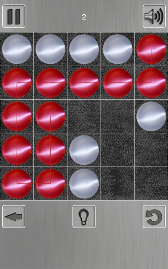 Balls Puzzle- screenshot
