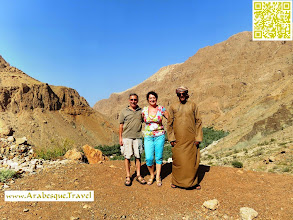 Photo: Oman Wadis & Mountains