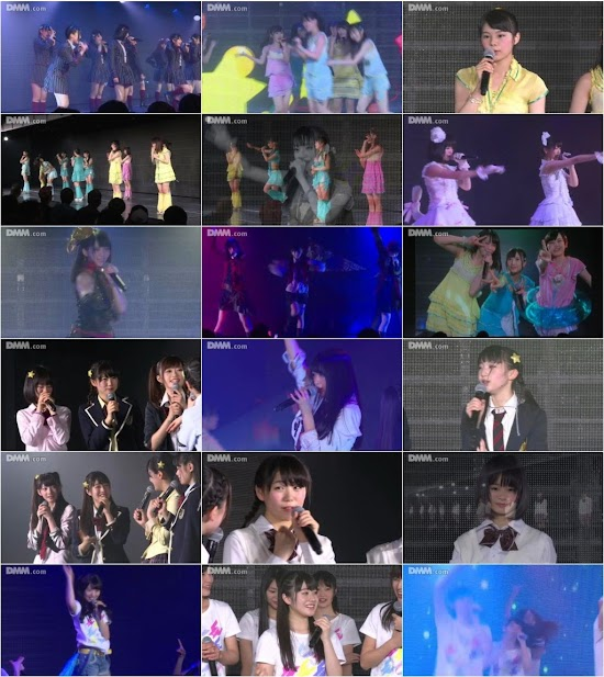 (LIVE)(公演) NGT48 チームNIII 「パジャマドライブ」公演 160528 160529