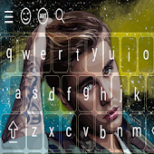 Keyboard for Justin beiber