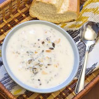 Top-Notch Cream Of Mushroom Soup.