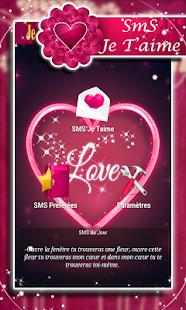 SMS Je T'aime - náhled