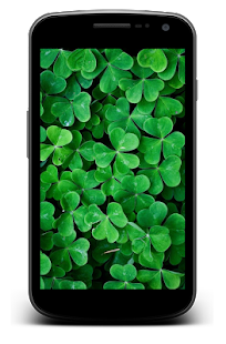 Shamrock themes luck wallpaper apps on google play screenshot image voltagebd Image collections