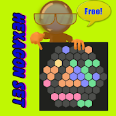 Hexagon Set Game