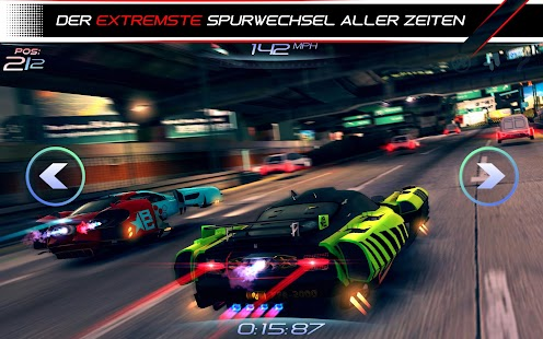 Rival Gears Racing Screenshot