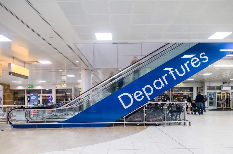 lotnisko Glasgow