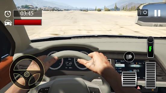Car Parking Hyundai Sonata Simulator - náhled