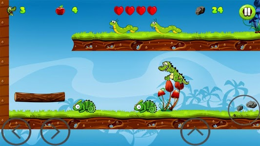 Crocodile Adventure World screenshot 4