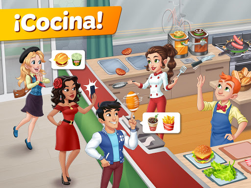 Cooking Diary®: Juego de Cocina screenshot 9