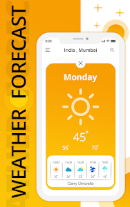 Download Weather Forecast - Daily Live Weather Forecast APK latest