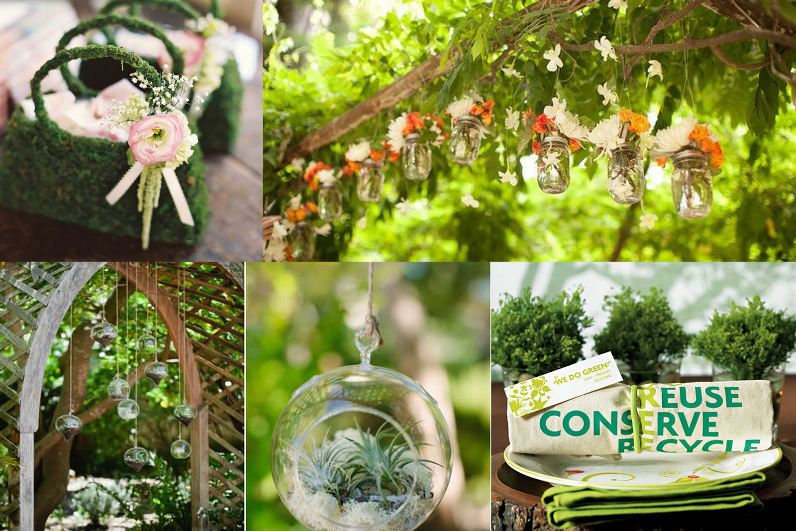 Eco-Friendly Event Planning with Green Decor