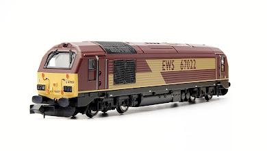 Photo: ND101N Class 67