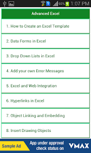 Learn Excel Complete Guide 5
