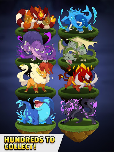 Dynamons Evolution Puzzle & RPG: Legend of Dragons 1.0.90 screenshots 7