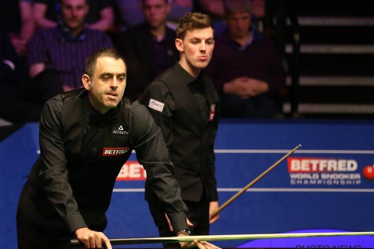 O'Sullivan verslikt zich in Zwitser op het UK Championship