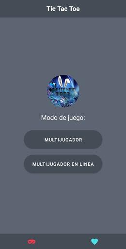 Juego Tic Tac Toe Online-Offline Multiplayer Free screenshots 1