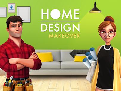 Home Design Makeover MOD (Unlimited Money) 5