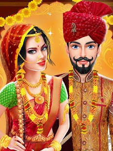 Indian Wedding ?Girl Makeup - ?Arrange Marriage - náhled