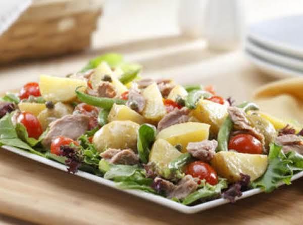 Sicilian Tuna And Potato Salad Recipe