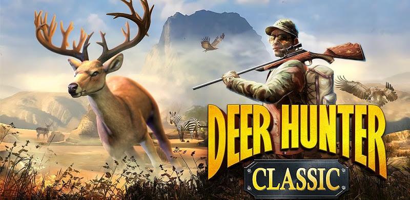 Deer Hunter Classic – APK MOD HACK – Dinheiro Infinito