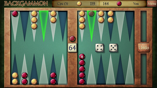 Backgammon Free screenshots 1