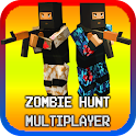 Pixel Zombie Combat Online Fps icon