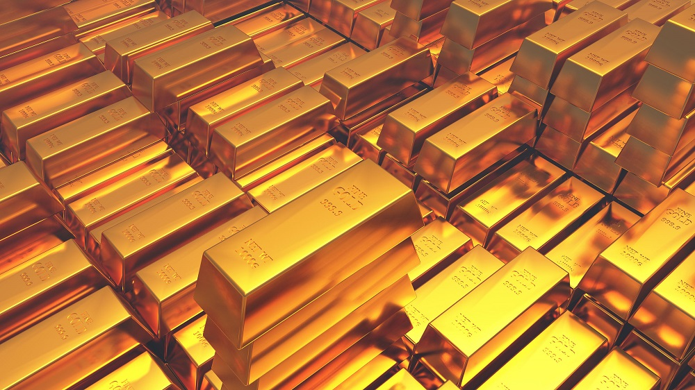 Gold heads for biggest weekly drop in 2.5 years