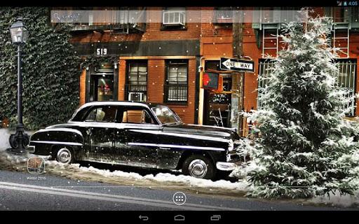 Winter 2016 Free LWP скачать на планшет Андроид