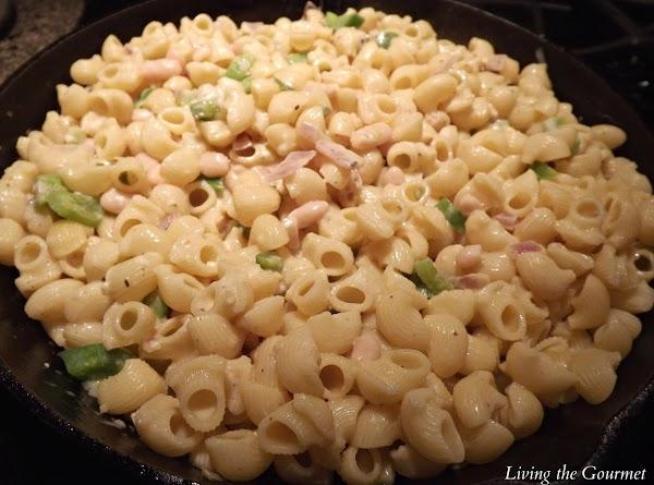 Macaroni And Cheese W/ A Kick! Recipe