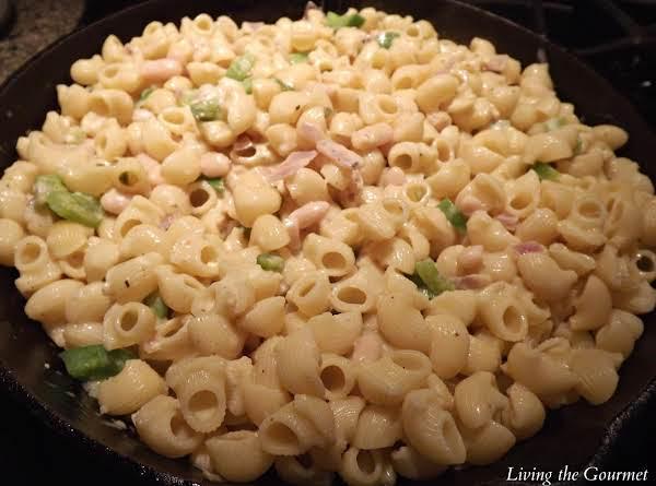 Macaroni And Cheese W/ A Kick!