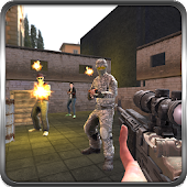 FPS Shooter Against Terrorism