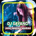 DJ Sayang Jangan Marah Marah Remix Viral icon