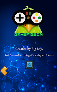 GamePigeon play tricks - náhled