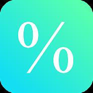Percent Calculator APK icon
