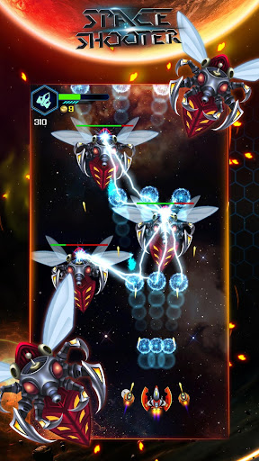Space shooter: Alien attack for PC