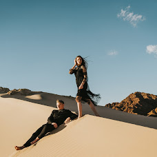 Wedding photographer Natalya Matlina (natalysharm). Photo of 11.04.2018